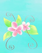 James Michael Johnson - Plumeria Jewels 1