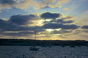 Amazing Jules - Plymouth Harbor Sunset