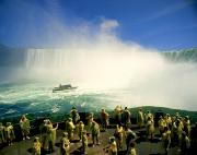 Tourist Industry Photos - P.mintz Maid Of The Mist, Niagara by First Light