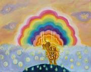Anne Cameron Cutri - PMS 43 Lion of Judah on Earth