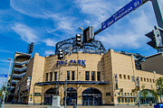 Pnc Park Prints - Pnc Park  Print by Anthony Thomas