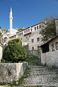 Mostar Photos - Pocitelj Village Near Mostar In Bosnia  by Jacek Malipan