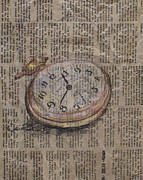 Kathy Weidner - Pocket Watch