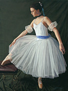 Tutu Originals - Poem to Degas by OMalley Keyes