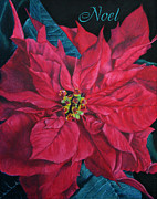 Marna Edwards Flavell - Poinsettia Noel