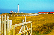 Gregory Dyer - Point Arena Lighthouse