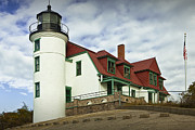 Randall Nyhof - Point Betsie Lighthouse in Michigan
