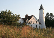 Sharon McLain - Point Iroquois Lighthouse