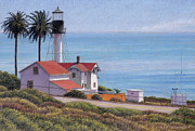 Gloria Johnson - Point Loma Light Station
