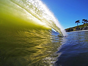 Wave Photos - Point of Contact by Paul Topp