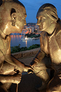 Pittsburgh Art - Point of View by Emmanuel Panagiotakis