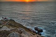 Adam Jewell - Point Reyes Lighthouse Sunset