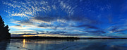 Beautiful Sky Prints - Pokey Lake Sunset 1 Print by ABeautifulSky  Photography