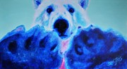 Standing Originals - Polar Bear by Shirl Theis