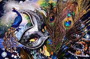 Cindy Nunn - Polarized Peacock