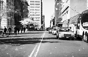 New York City Police Photos - Police Escort 1990s by John Rizzuto