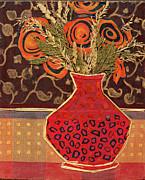 Diane Fine - Polka Dot Vase