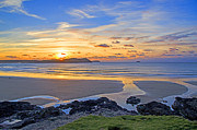 Chris Thaxter - Polzeath Cornwall Sunset