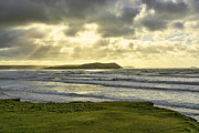Chris Thaxter - Polzeath Sunrays