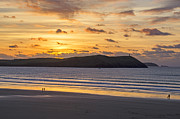 Chris Thaxter - Polzeath Sunset 4