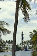 Laurie Perry - Pompano Lighthouse