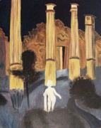 Suzanne  Marie Leclair - Pompeii Italy