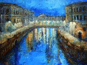 Best Sellers Originals - Pont Neuf before sunrise by Andrey Arsentyev