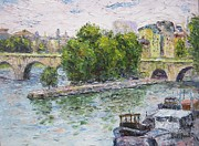 William Reed - Pont Neuf Paris