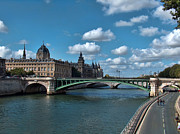 Liberte Photos - Pont Notre Dame by Paris France