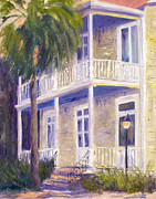 Poogan's Porch Print by Patricia Huff