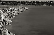 Calm Waters Originals - Poole harbour by Vinicios De Moura