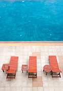 Jirawat Cheepsumol - Poolside Deckchairs...