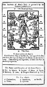 Poor Richard Framed Prints - Poor Richards Almanack Framed Print by Granger