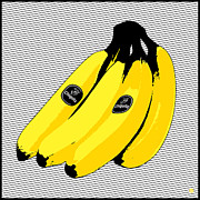 Gary Grayson - POP Art Bananas