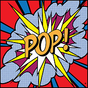 Pop Art Print by Gary Grayson
