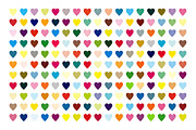 Mark Preston Metal Prints - Pop Art Heart Metal Print by Mark Preston