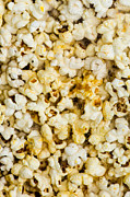 Corn Meal Framed Prints - Popcorn - Featured 3 Framed Print by Alexander Senin