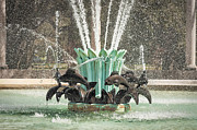 Kathleen K Parker - Popp Fountain in City Park New Orleans