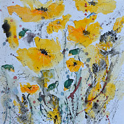 Ismeta Gruenwald - Poppies 03