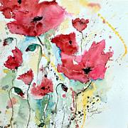 Ismeta Gruenwald - Poppies 05