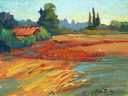 Diane McClary - Poppies Bedoin Provence