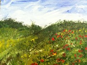 Angela Puglisi - Poppies in Provence