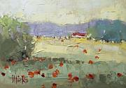 Joyce Hicks - Poppies