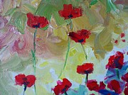 Nancy Van den Boom - Poppies
