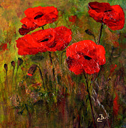 Claire Bull - Poppies Petite