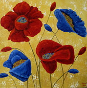 Susan McLean Gray - Poppies