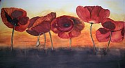 Tammy McClung - Poppies