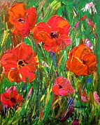 Barbara Pirkle - Poppy Frenzy