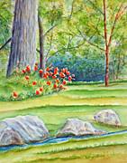 Kathryn Duncan - Poppy Garden