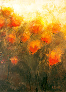 Kathleen Originals - Poppy Haze by Kathleen Mrachek